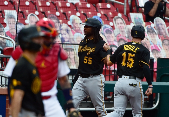 St. Louis Cardinals at Pittsburgh Pirates - 9/17/20 MLB Picks and Prediction