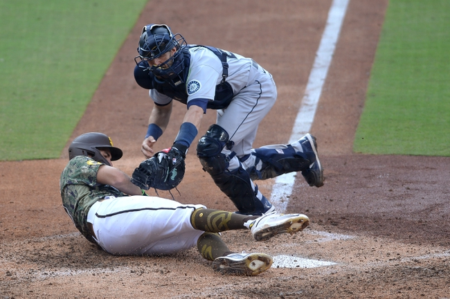 San Diego Padres at Seattle Mariners - 9/18/20 MLB Picks and Prediction