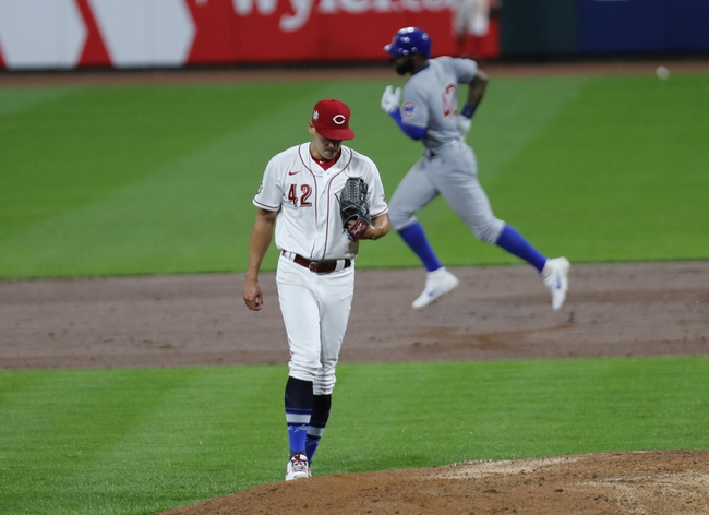Cincinnati Reds vs. Chicago Cubs Game 2 - 8/29/20 MLB Pick, Odds, and Prediction