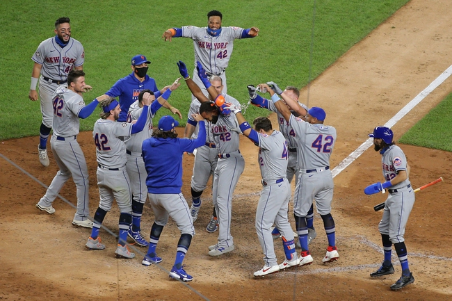 New York Yankees vs. New York Mets - 8/29/20 MLB Pick, Odds, and Prediction