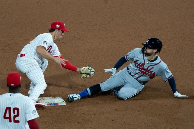 Philadelphia Phillies vs. Atlanta Braves - 8/29/20 MLB Pick, Odds, and Prediction