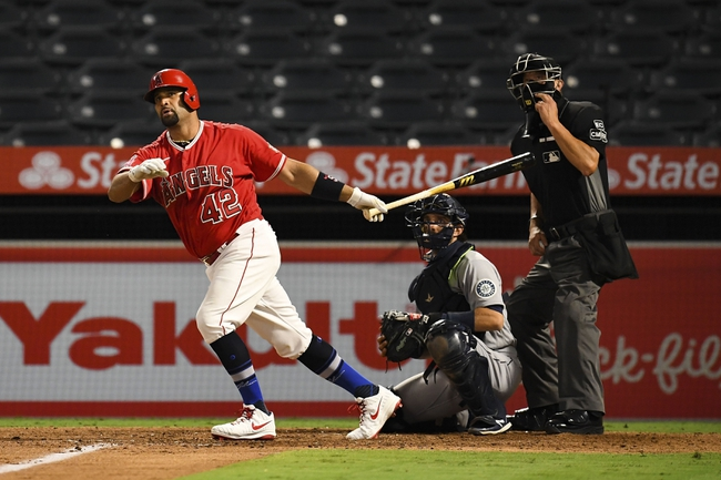 Los Angeles Angels vs. Seattle Mariners - 8/30/20 MLB Pick, Odds, and Prediction