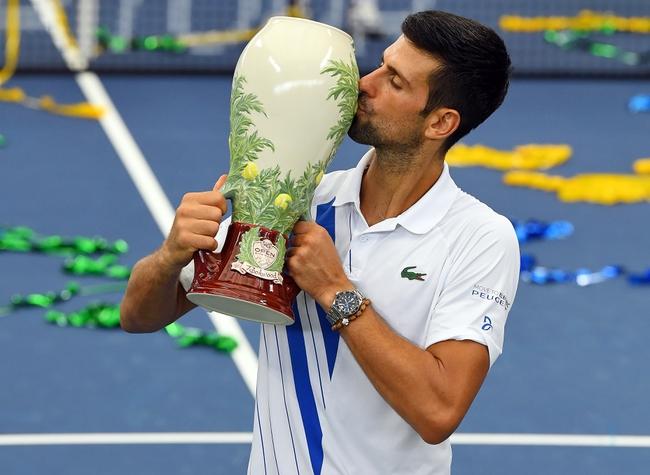 Damir Dzumhur vs. Novak Djokovic - 8/31/20 US Open Tennis Pick, Odds, and Prediction