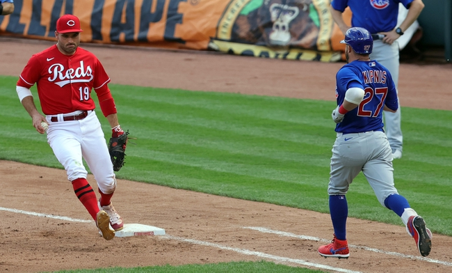 Cincinnati Reds vs. Chicago Cubs - 8/30/20 MLB Pick, Odds, and Prediction