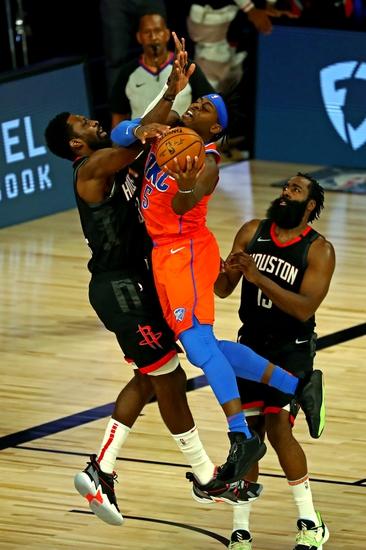 Tony T's Rockets vs. Thunder ATS SIDE 8-30-2020