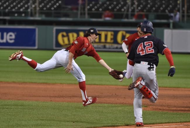 Boston Red Sox vs. Washington Nationals - 8/30/20 MLB Pick, Odds, and Prediction