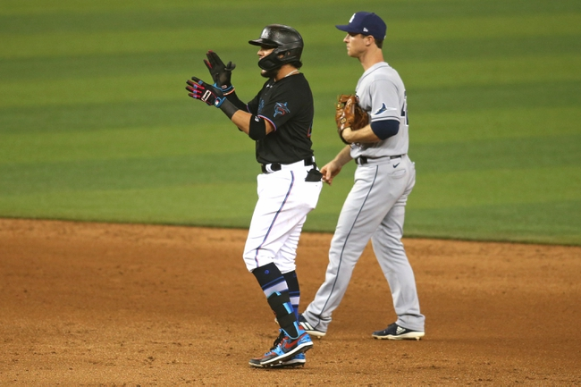 Miami Marlins vs. Tampa Bay Rays - 8/30/20 MLB Pick, Odds, and Prediction