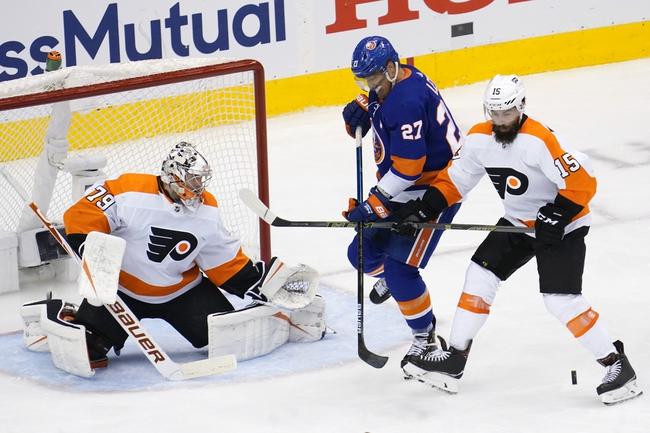New York Islanders vs. Philadelphia Flyers - 8/30/20 NHL Pick, Odds, and Prediction