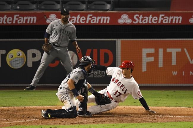 Seattle Mariners at Los Angeles Angels - 8/31/20 MLB Picks and Prediction