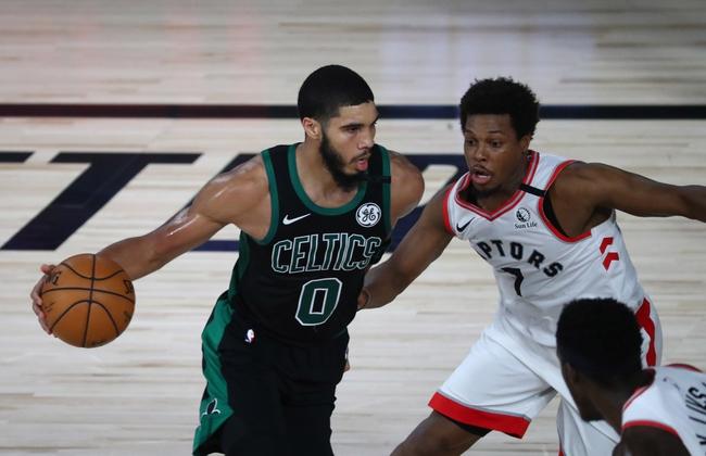 Toronto Raptors vs. Boston Celtics - 9/1/20 NBA Pick, Odds, and Prediction