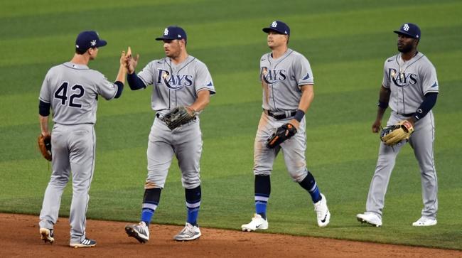 Miami Marlins at Tampa Bay Rays - 9/5/20 MLB Picks and Prediction