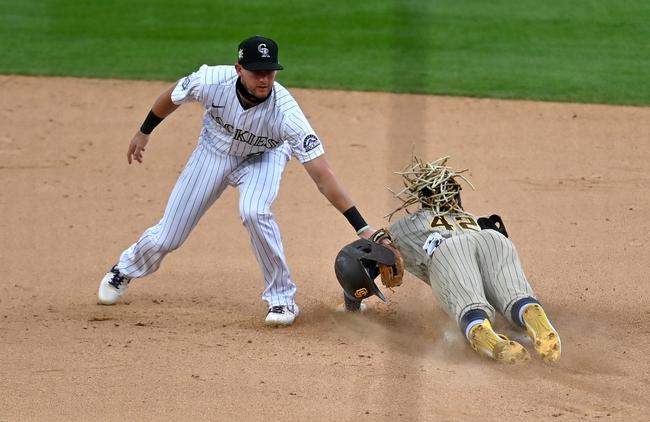 Colorado Rockies vs. San Diego Padres - 8/31/20 MLB Pick, Odds, and Prediction