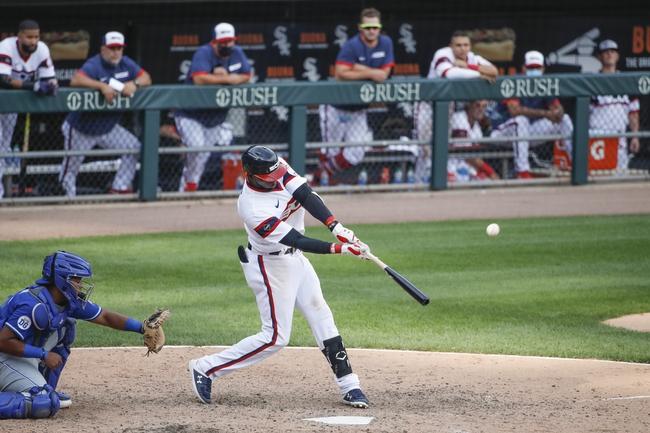 Chicago White Sox at Kansas City Royals - 9/3/20 MLB Picks and Prediction