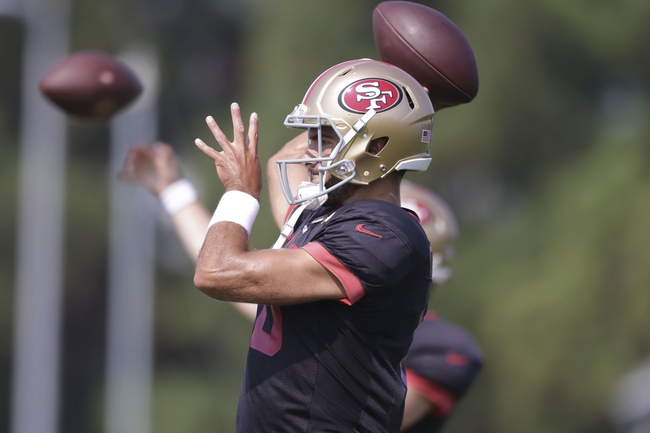 San Francisco 49ers at New York Jets - 9/20/20 NFL Pick, Odds, and Prediction