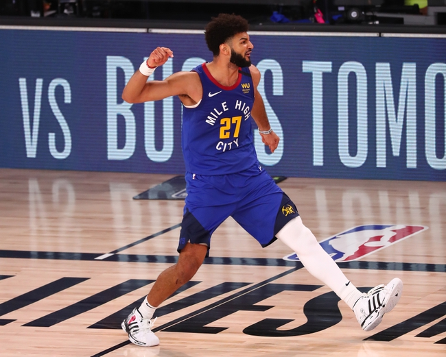 Denver Nuggets vs. Utah Jazz - 9/1/20 NBA Pick, Odds, and Prediction