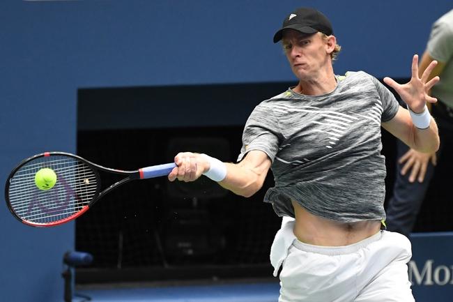 Vienna Open: Kevin Anderson vs. Dennis Novak 10/26/20 Tennis Prediction