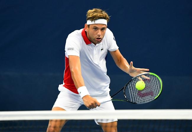 Cologne Open : Filip Krajinovic vs. Steve Johnson - 10/12/20 Tennis Prediction