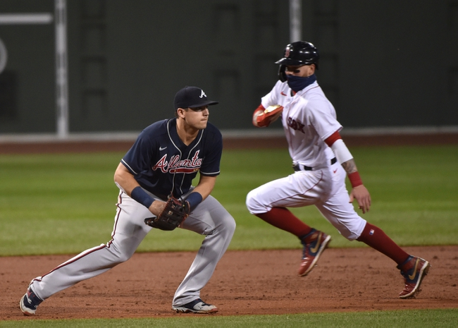 Atlanta Braves at Boston Red Sox - 9/1/20 MLB Picks and Prediction