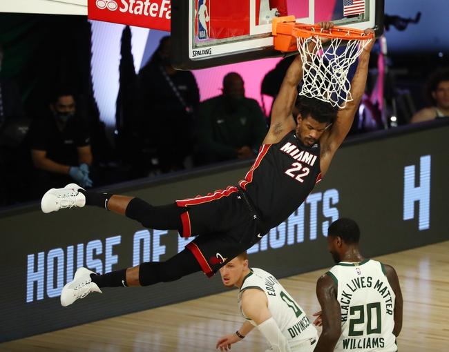 Milwaukee Bucks vs. Miami Heat - 9/2/20 NBA Pick, Odds, and Prediction