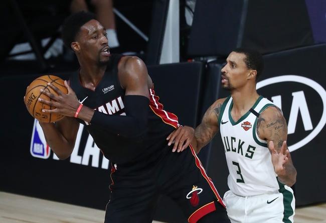 Miami Heat at Milwaukee Bucks - 9/2/20 NBA Picks and Prediction