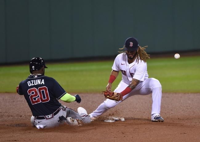 Boston Red Sox vs. Atlanta Braves - 9/1/20 MLB Pick, Odds, and Prediction