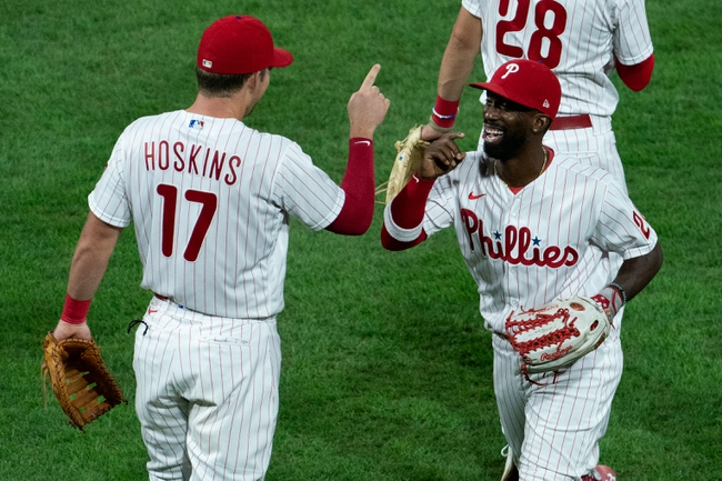 Washington Nationals at Philadelphia Phillies - 9/1/20 MLB Picks and Prediction
