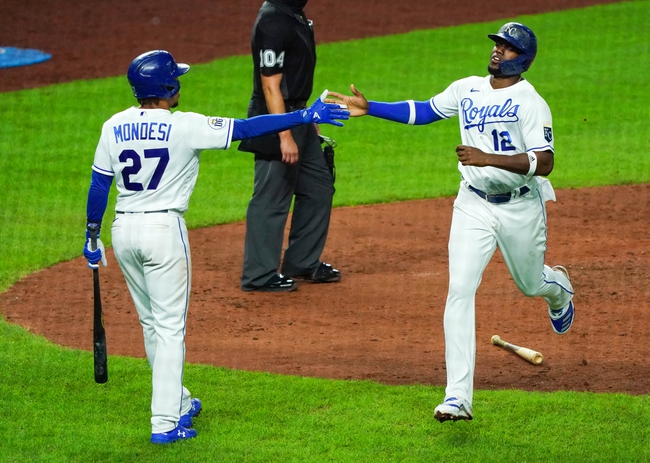 Cleveland Indians at Kansas City Royals - 9/2/20 MLB Picks and Prediction