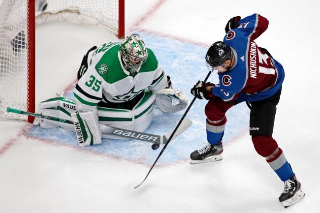 Dallas Stars vs. Colorado Avalanche - 9/2/20 NHL Pick, Odds, and Prediction