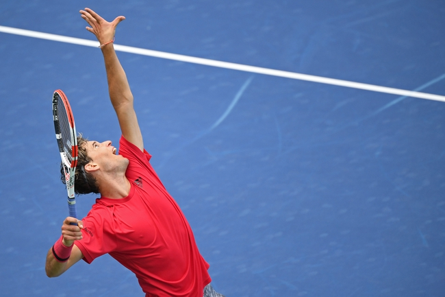 Dominic Thiem vs. Sumit Nagal 9/3/20 US Open Tennis Pick, Odds, and Prediction