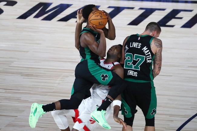 Boston Celtics vs. Toronto Raptors - 9/3/20 NBA Pick, Odds, and Prediction