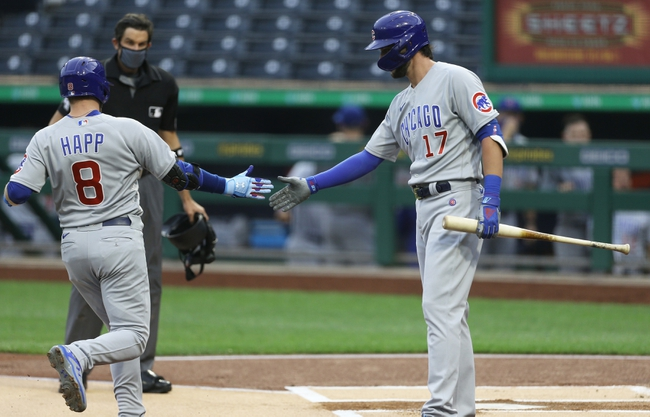 Pittsburgh Pirates vs. Chicago Cubs - 9/2/20 MLB Pick, Odds, and Prediction