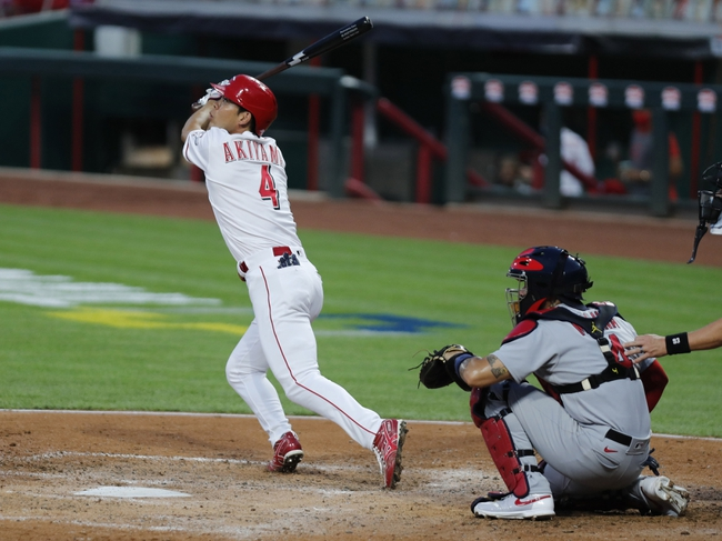 MLB Wednesday Straight Away Center Pick