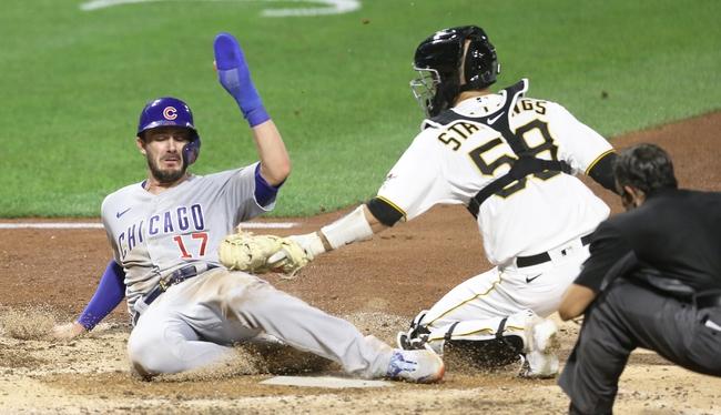 Chicago Cubs at Pittsburgh Pirates - 9/2/20 MLB Picks and Prediction