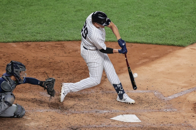 New York Yankees vs. Tampa Bay Rays - 9/2/20 MLB Pick, Odds, and Prediction