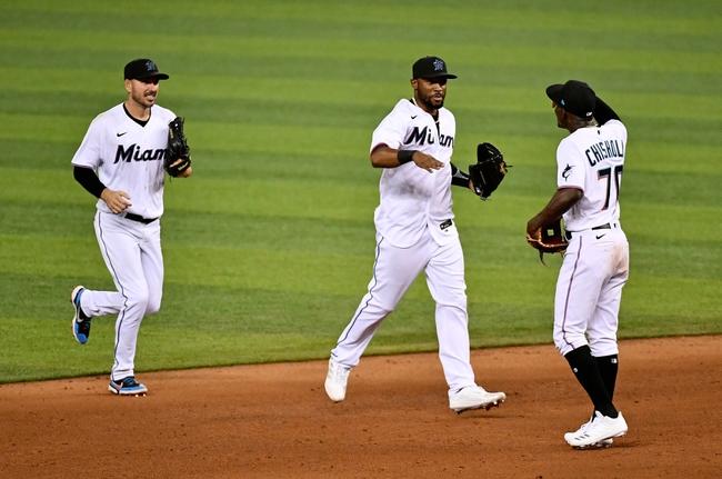 Toronto Blue Jays at Miami Marlins - 9/2/20 MLB Picks and Prediction