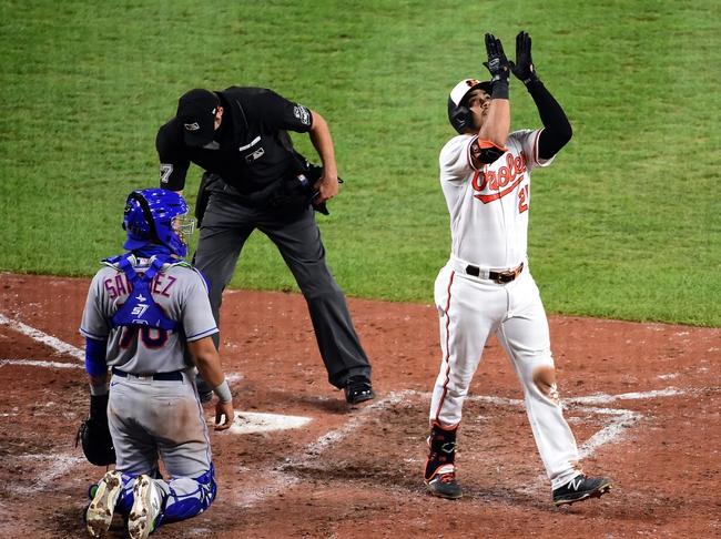 New York Mets at Baltimore Orioles - 9/2/20 MLB Picks and Prediction