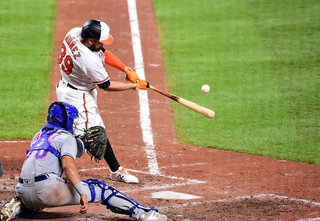 Baltimore Orioles vs. New York Mets - 9/2/20 MLB Pick, Odds, and Prediction