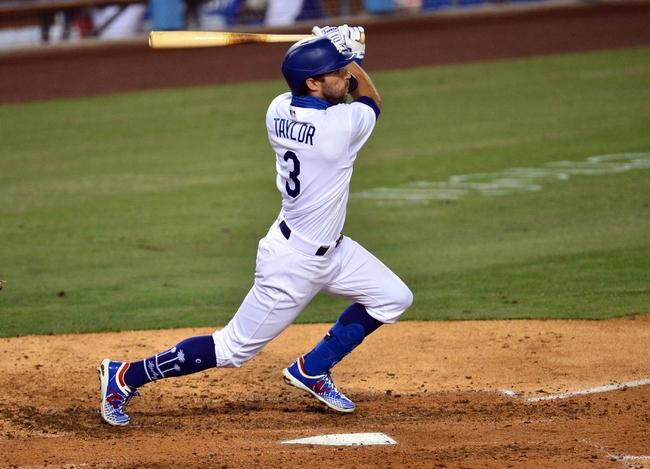 Arizona Diamondbacks at Los Angeles Dodgers - 9/2/20 MLB Picks and Prediction