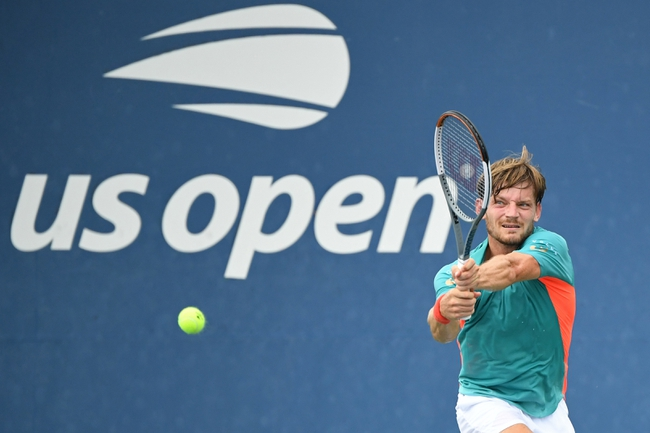 Filip Krajinovic vs. David Goffin 9/4/20 US Open Tennis Pick, Odds, and Prediction