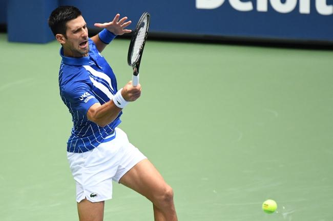 Vienna Open: Novak Djokovic vs. Lorenzo Sonego 10/30/20 Tennis Prediction