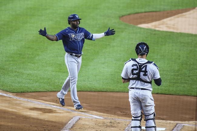 ALDS Game 1 Picks: New York Yankees vs. Tampa Bay Rays MLB Picks, Predictions 10/5/20