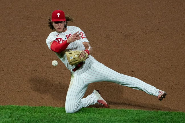 Washington Nationals at Philadelphia Phillies - 9/3/20 MLB Picks and Prediction