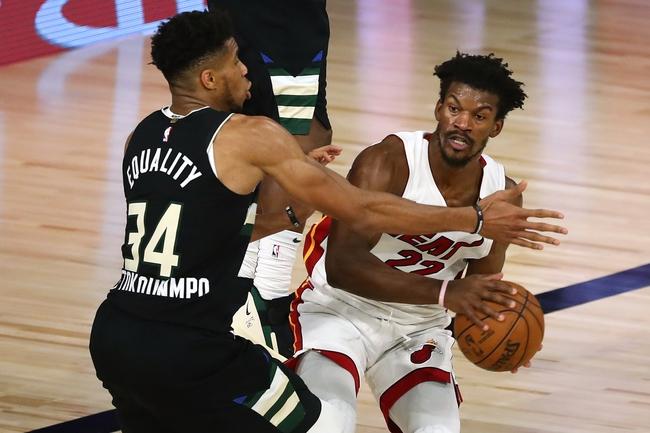 Milwaukee Bucks at Miami Heat - 9/4/20 NBA Picks and Prediction