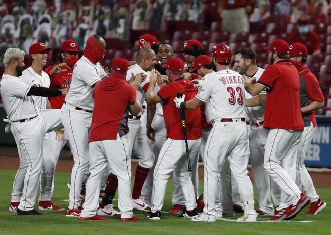 St. Louis Cardinals vs. Cincinnati Reds - 9/11/20 MLB Pick, Odds, and Prediction