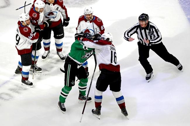 Colorado Avalanche vs. Dallas Stars - 9/4/20 NHL Pick, Odds, and Prediction