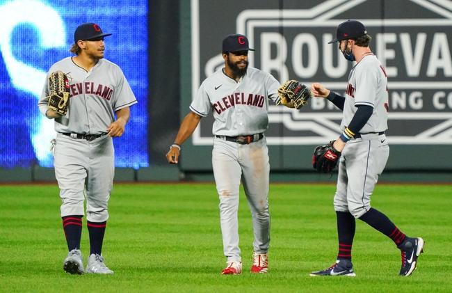 Kansas City Royals at Cleveland Indians - 9/7/20 MLB Picks and Prediction