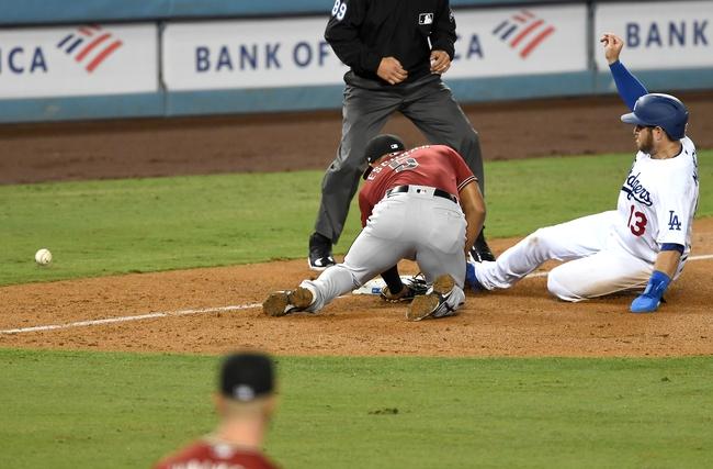 Dana Lane's Arizona Diamondbacks vs. Los Angeles Dodgers 'Get-Out Game' Winner