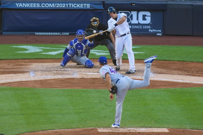 MLB Call to the Bullpen Total Pick #2