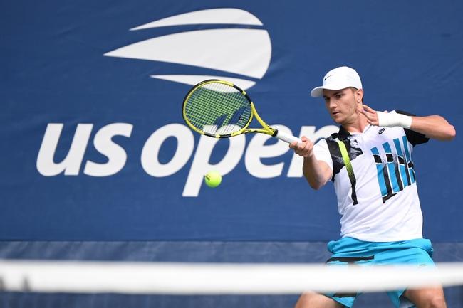 Astana Open: Frances Tiafoe vs. Miomir Kecmanovic 10/28/20 Tennis Prediction
