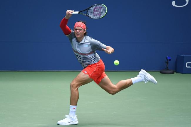 St. Petersburg Open: Alexander Bublik vs. Milos Raonic 10/15/20 Tennis Prediction